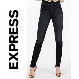 Denim - Express Perfect Curves Legging Jean